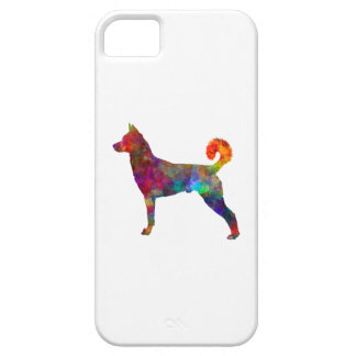 they canaan dog in watercolor 2 case for the iPhone 5