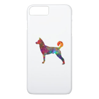 they canaan dog in watercolor 2 iPhone 7 plus case