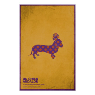 They chien andalou poster