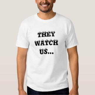 They watch custom shirt