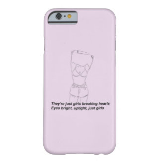 They're Just Girls - The 1975 iPhone Case