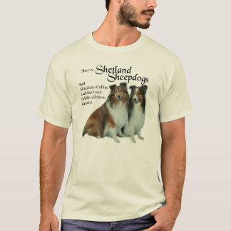 They're Not Collies T-Shirt