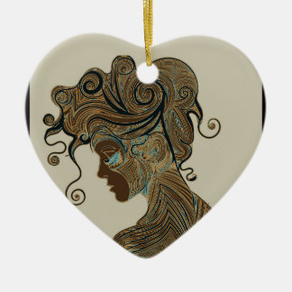 thG2NVX0JT  curlface 20 x 20 Ceramic Ornament