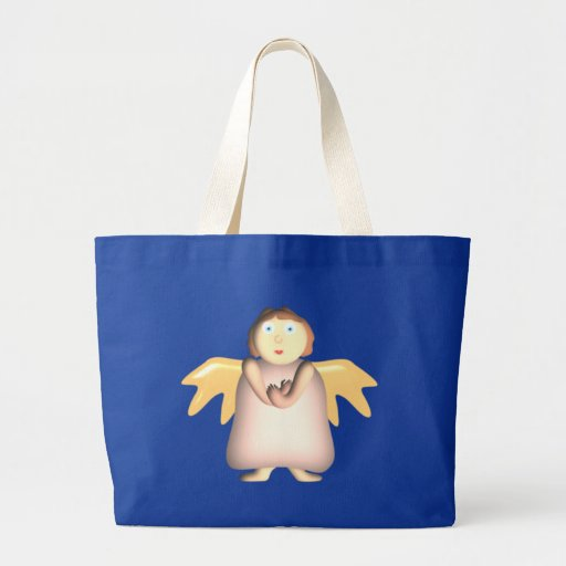 thick angel rotund fishing rod canvas bag