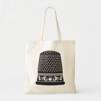 Thimble by FiberFlies Tote Bag