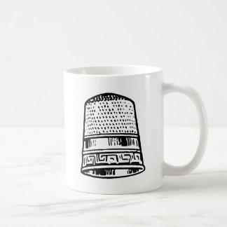 Thimble Coffee Mug