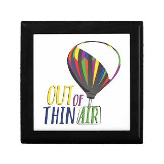 Thin Air Small Square Gift Box