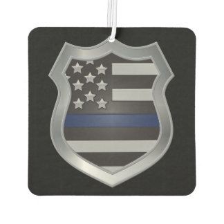 Thin Blue Line Air Freshener