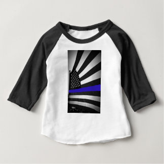 Thin Blue Line Baby T-Shirt