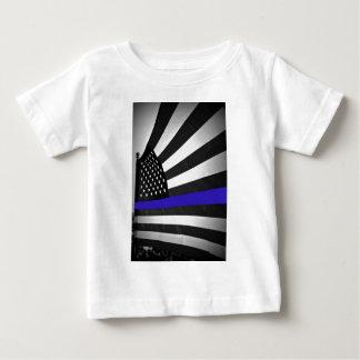 Thin Blue Line Baby T-Shirt
