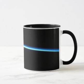Thin Blue Line Ceramic Mug