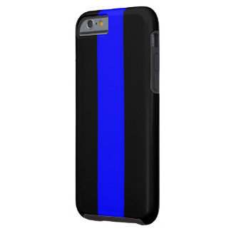 Thin Blue Line Iphone 6 Case