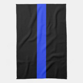 Thin Blue Line Kitchen Towel