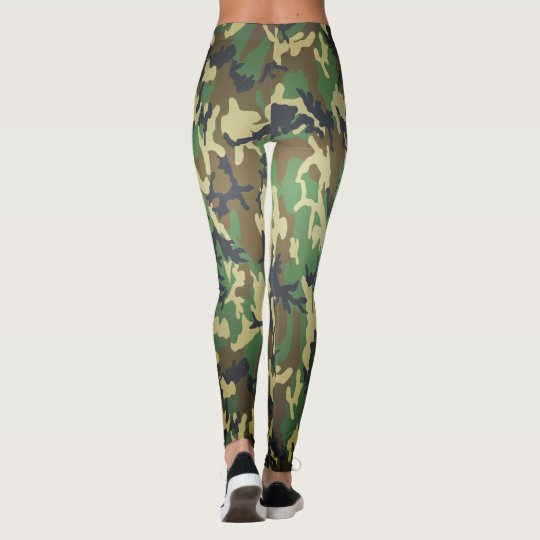 Thin Blue Line - Nuthin' But Camo Leggings