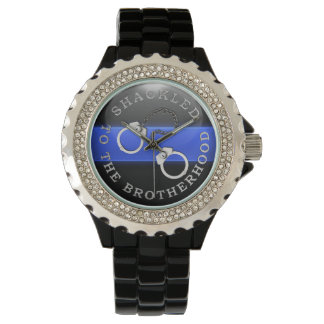 Thin Blue Line - Shackled to the Brotherhood Watch