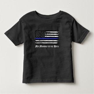 Thin Blue Line Toddler T-Shirt