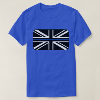 Thin Blue Line UK Flag T-Shirt