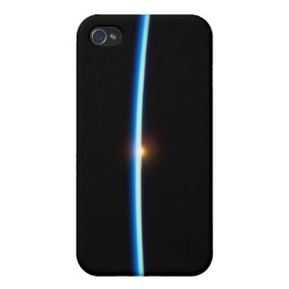 Thin Blue Lne iPhone Case Case For iPhone 4