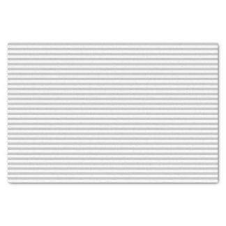 Thin grey and white stripes - Tissue paper