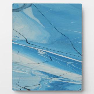 Thin Ice Plaque