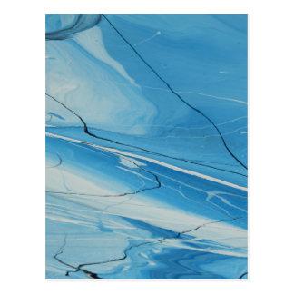 Thin Ice Postcard