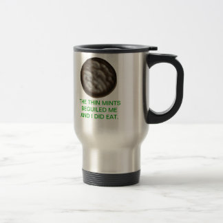 Thin Mints Stainless Steel Travel Mug