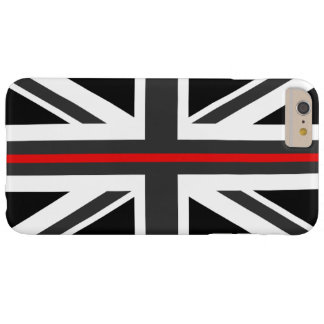 Thin Red Line UK Flag Barely There iPhone 6 Plus Case