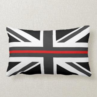 Thin Red Line UKFlag Lumbar Cushion