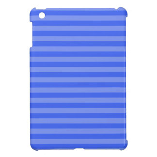 Thin Stripes - Blue and Light Blue iPad Mini Case