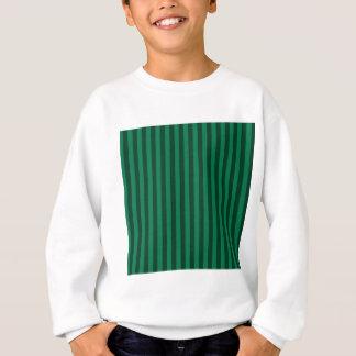 Thin Stripes - Green and Dark Green Sweatshirt