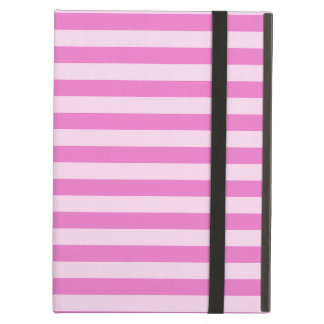Thin Stripes - Light Pink and Dark Pink Cover For iPad Air