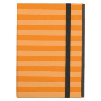 Thin Stripes - Orange and Dark Orange Case For iPad Air