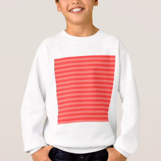 Thin Stripes - Red and Light Red Sweatshirt