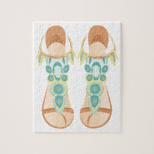 Thing For Shoes Jigsaw Puzzle