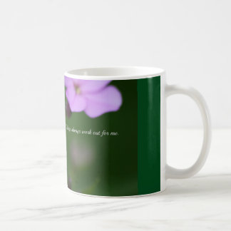 Things Always Works Out for Me Coffee Mug