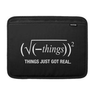 things just got real sleeves for MacBook air