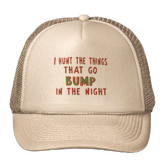 Things That Go Bump In the Night Trucker Hat