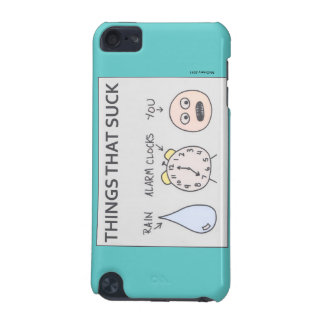 """Things That Suck"" iPod Touch Case"
