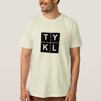 Things You Know and Love organic shirt