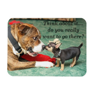 Think about it....magnet rectangular photo magnet