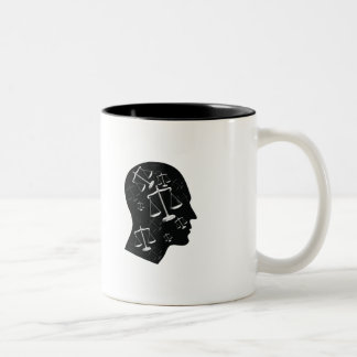 Think About Justice - Mug