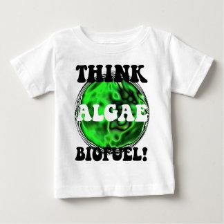 Think algae biofuel! tshirt