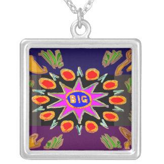 Think Big - Bigbang HighEnergy Art Personalized Necklace