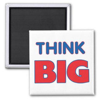 Think Big Fridge Magnet