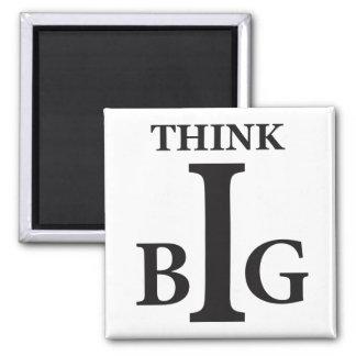 Think Big Magnet