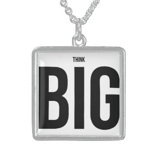 Think BIG Necklace