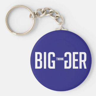 Think Bigger Key Ring