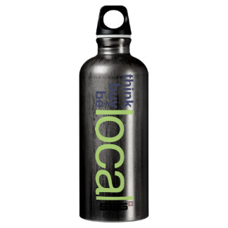 Think Buy Be Local SIGG Traveller 0.6L Water Bottle