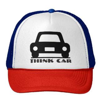 Think Car Funky Hat / Cap