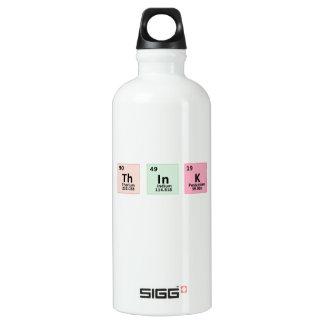 Think - Chemistry SIGG Traveller 0.6L Water Bottle